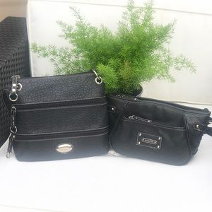 Two for one!  Crossbody and Mini Satchel